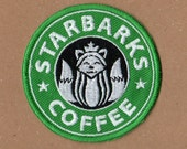 Starbarks Coffee Patch