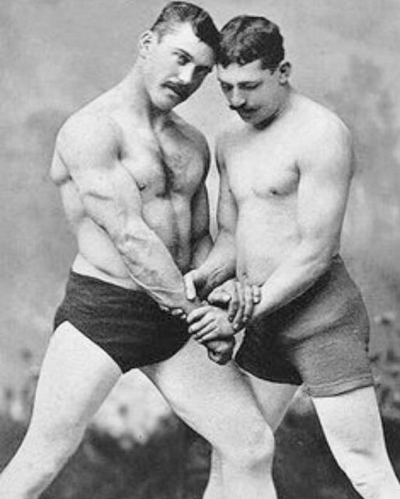 Antique black male nude photos gay when 8