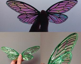 Shimmering Cicada faery wings