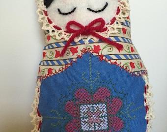 Babushka (Matryoshka) Doll