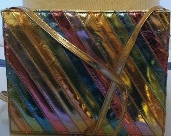 1950s Andrew Geller made in Italy a formal handbag formal bag, evening bag, vintage Purse