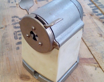 Vintage pencil sharpener Soviet Union era