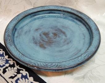 Adaptive Mid-Walled Stoneware Plate
