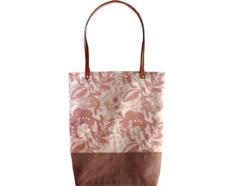 Tote Bag Shoulder Bag Shopping Bag Beach Bag Linen Tote Leather Bags & Purses Screenprinted Tote Hemp Australian Flowers Gift For Her
