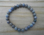 Natural Tanzanite Stretch Bracelet