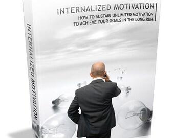 Motivation and Postive Thinking PDF eBook Package - Set of 5 eBooks
