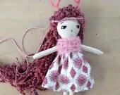 Pink Forest Spirit Doll