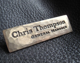 """Shop """"name plate"""" in Brooches"""