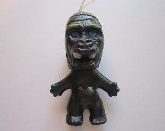 vintage KING KONG gorilla toy - gorilla ornament - troll king kong