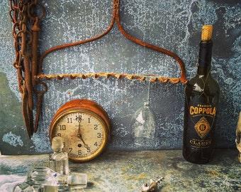 Wine Glass Rack / Key Rack /Jewelry Display Rake Head