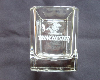Winchester Logo Bar Glass, Highball Glass, Winchester