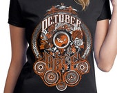 October Daye T-Shirt Pre-Order - Rust Edition