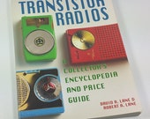 TRANSISTOR RADIO BOOK, Softback Reference, 1994, Vintage Value & Identification Guide to Portable Radios