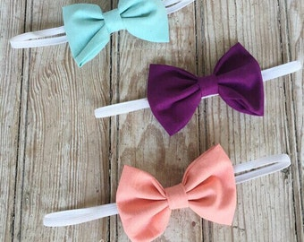 Spring bow pack