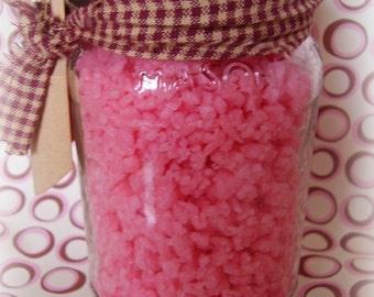 16oz Mason Jar Wax Tart Crumbles with Scoop