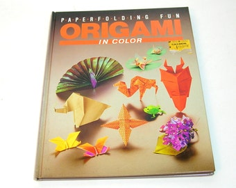 Origami In Color, Paper Folding Book by Zulal Aytura-Scheele