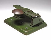 Vintage Two Hole Punch by REX - circa 1920's