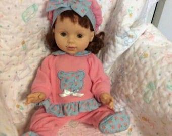 Playmate doll