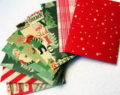 Hand Crafted String Closure Envelopes / Small Size for Small Items / Gift Cards, Seeds, Ribbon, Etc.
