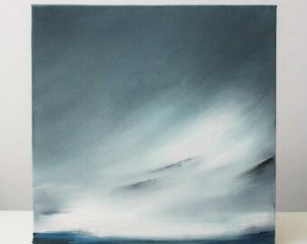 Winter (an original oil painting)