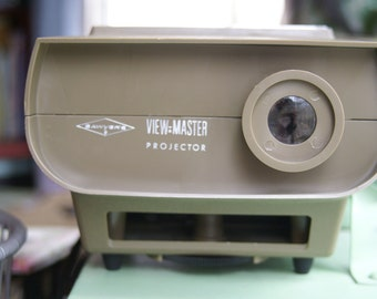 Vintage View-Master Electric Projector