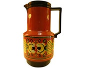 1960s W. Germany Dr. Zimmerman Aluminum Thermos Jug