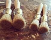 Stencil Brush - Wax Brush - Paint Brush - Furniture Brush - Stencil Brush Set - Large Stencil Brush -Small Stencil Brush - Painting Supplie