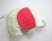 Large Elephant ~ Baby Christmas Gift ~ Stocking Stuffer ~ Nursery Decoration