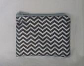 Small zipper pouch