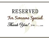 RESERVED for Cameron - 30 Handmade Custom Soap Favors with Complimentary Cellophane clear bags