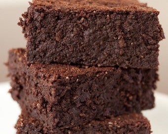 The Perfect Grain Free Brownie
