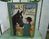 1927 Hard Cover Black Beauty Book by Anna Sewell
