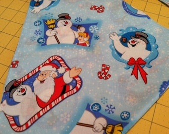Frosty the Snowman Dog Bandana