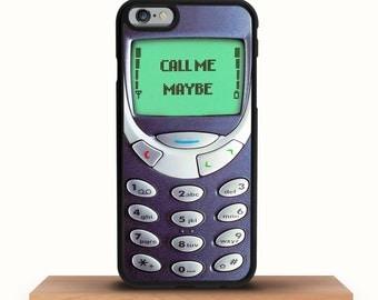 Retro Cell Phone iPhone Case - iPhone 6 iPhone 5s iPhone 5c