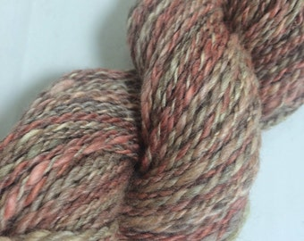 BFL Handspun Yarn - 146 yards