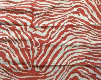 Zebra Pillow Etsy