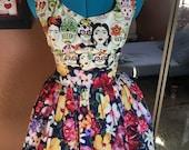 Frida Kahlo Halter