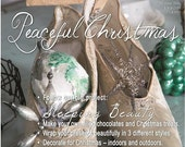 Jeanne d'Arc Living Magazine December 2016 - 12th Issue, Peaceful Christmas - IN STOCK