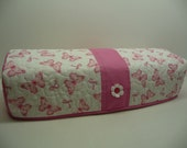 Butterflies of Hope  - Quilted Cricut Explore Cozy - Explore Cozy - Explore Dust Cover
