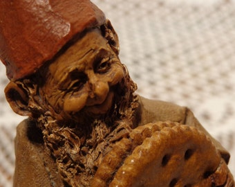 "Vintage Tom Clark Figurine  - Tom Clark ""Peanut"" Gnome Statue  -  16-234"