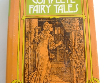 Grimm's Complete Fairy Tales, Hardcover, Dust Jacket