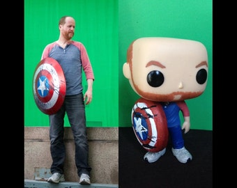Joss Whedon Custom Funko Pop