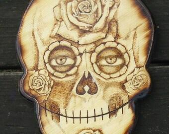 Dia de las Muertas - Roses