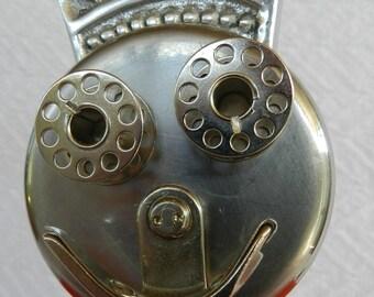 Betty Boop- Woman Robot- Found Object Robot- Robot Assemblage- Junk Art