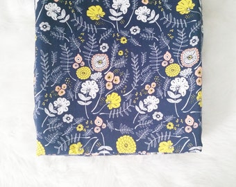 Changing Pad Cover,  Contoured Changing Pad Cover, Meadow Vale, gender neutral nursery