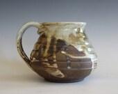 Ceramic Mug, 19 oz, handmade ceramic cup, handthrown mug, ceramic stoneware, pottery mug, unique coffee mug, ceramics and pottery