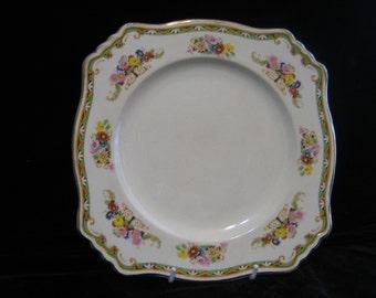 Vintage Royal Winton Luncheon Plate Eden pattern
