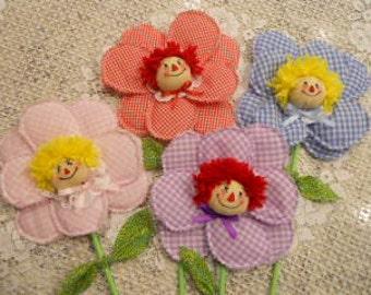 Raggedy Flower Dolls, ATGCele