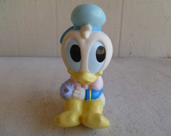 Donald Duck Squeeze Toy Cake Topper