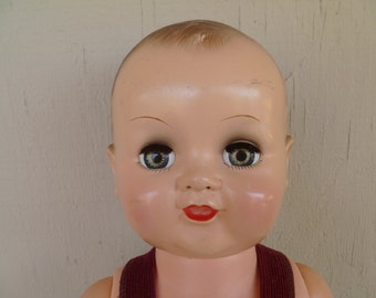 Vintage Ideal 18  Sleepy Eye Collectable Doll